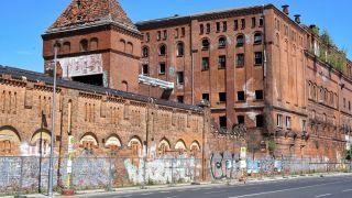 Bärenquell-Brauerei in Berlin (Quelle: imago images/Christian Behring)