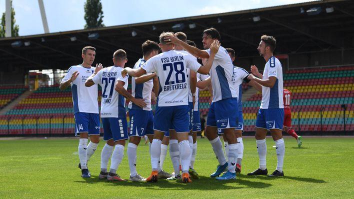 Regionalliga Nordost Teams