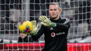 Loris Karius (Quelle: imago images/Besiktas AS v Demir Grup Sivass)