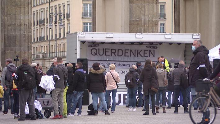Querdenker Demo