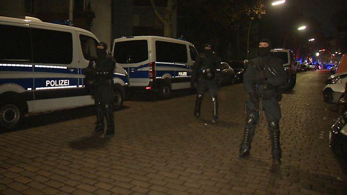 Drei Festnahmen nach Einbruch in Dresdner Grünes Gewölbe