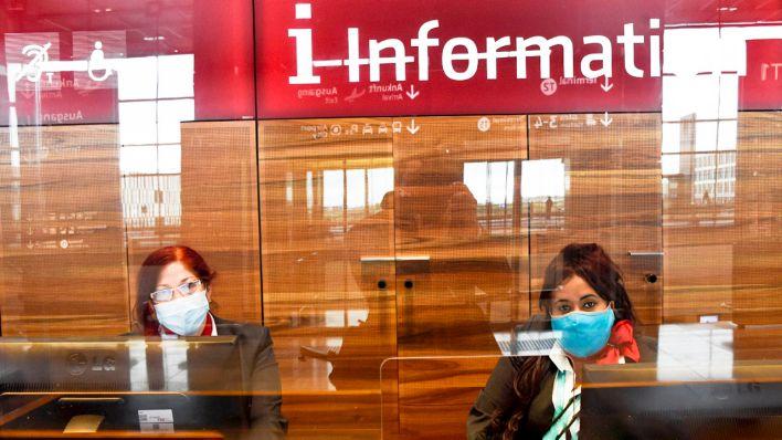 Einbruch des Flugverkehrs: Bei BER- Flughafengesellschaft soll jeder vierte Job wegfallen