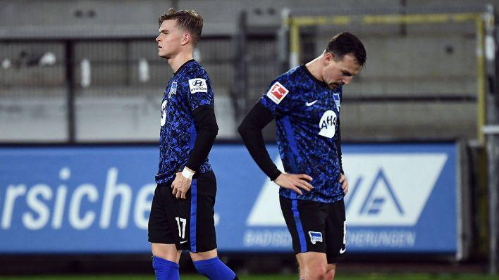 Angezählte Herthaner empfangen rekordverdächtig schwache Schalker