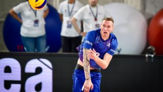 Der Neue bei den BR Volleys: Kevin Le Roux(Quelle: imago images/PanoramiC)