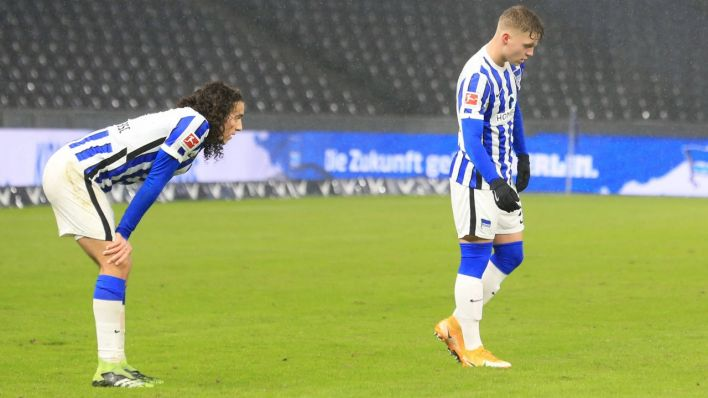 Herthas Dilemma ist ein bekanntes Fußball-Phänomen
