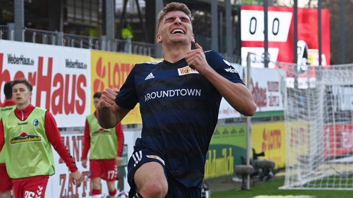 Sieglos-Serie beendet: Prömel köpft Union zu 1:0-Sieg in Freiburg - rbb24