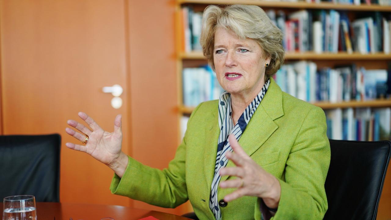 Monika Grütters (CDU) (Quelle: dpa/Jörg Carstensen)