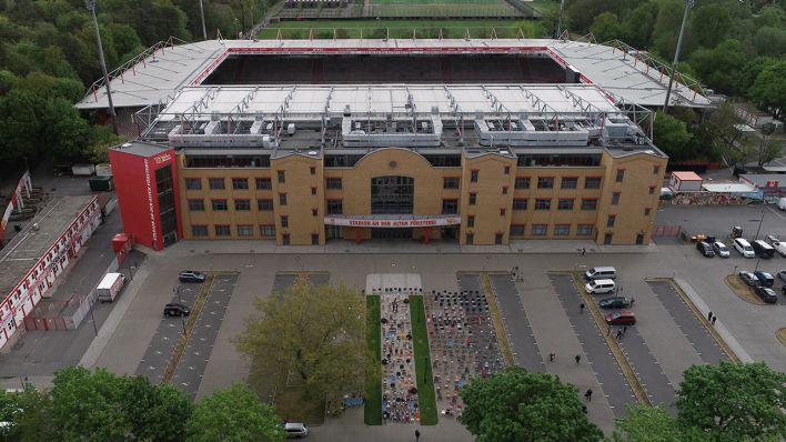 Unions Stadionbetriebs AG verzeichnet Fehlbetrag