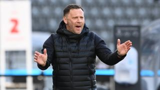 Hertha-Trainer Pal Dardai (Quelle: imago images/Matthias Koch)