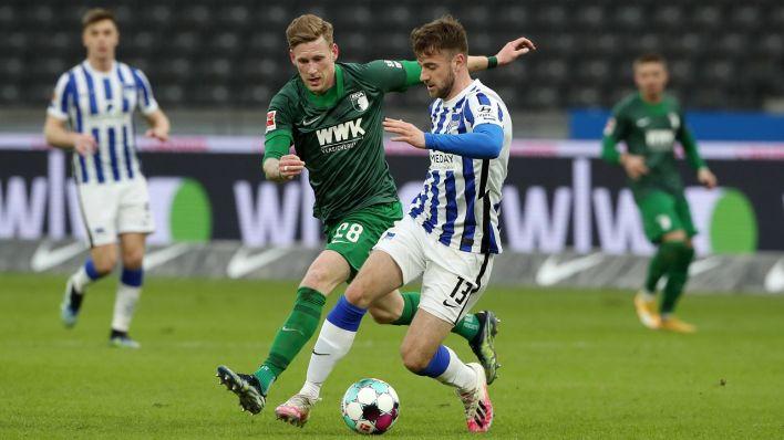 Analyse | Lukas Klünter glänzt bei Hertha-Sieg: Dardais neuer Führungsspieler - rbb24
