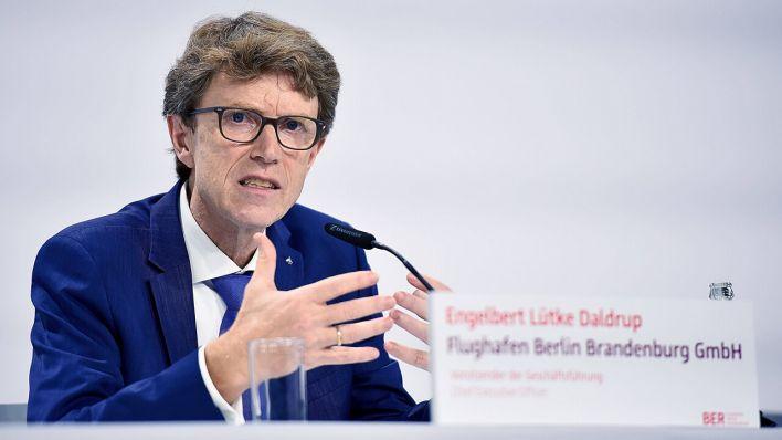 Flughafenchef Lütke Daldrup räumt vorzeitig seinen Posten