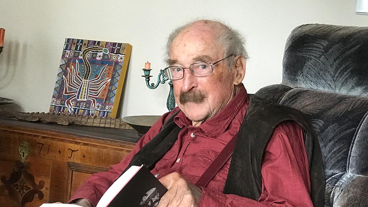 Schriftsteller Walter Kaufmann. (Quelle: dpa)