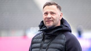 Hertha-Trainer Pal Dardai (Quelle: Imago Images / Andreas Gora)