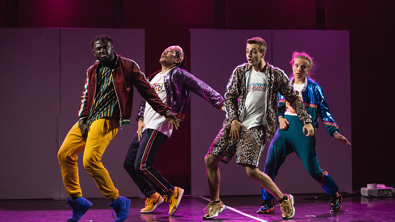 """Boys don't dance"" (Quelle: Eva Berten)"