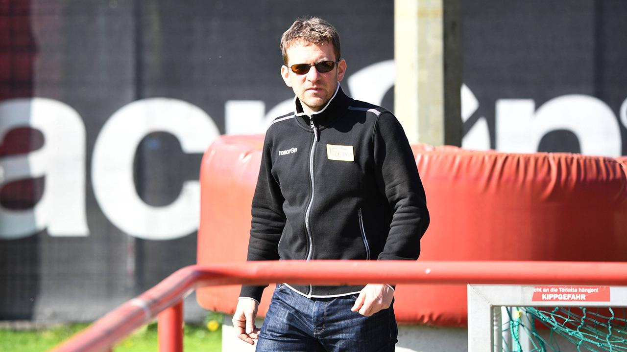 Lutz Munack, Geschäftsführer Nachwuchsfußball beim 1. FC Union Berlin (Quelle: imago images/Matthias Koch)