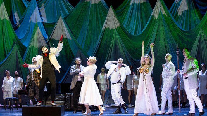 Deutsche Oper Berlin Siegfried (Quelle: Bernd Uhlig)