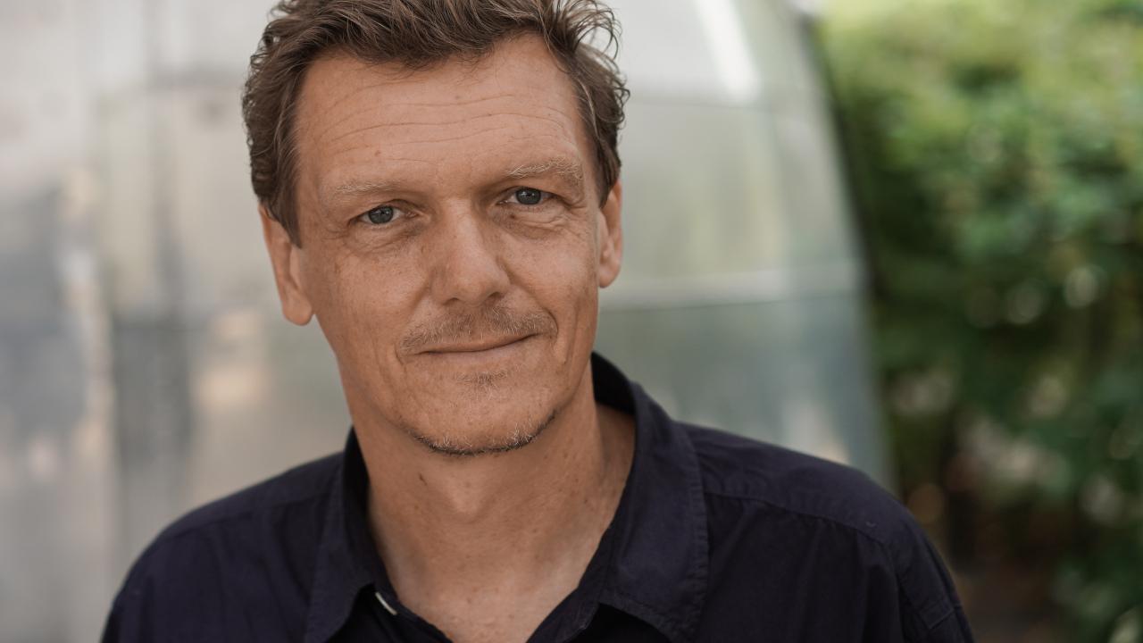 Thomas Oberender, Intendant der Berliner Festspiele (Quelle: DPA/Jörg Carstensen)