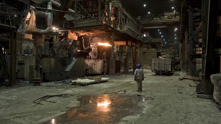 Video | Serie Industriekultur: Das Stahlwerk in Brandenburg an der Havel