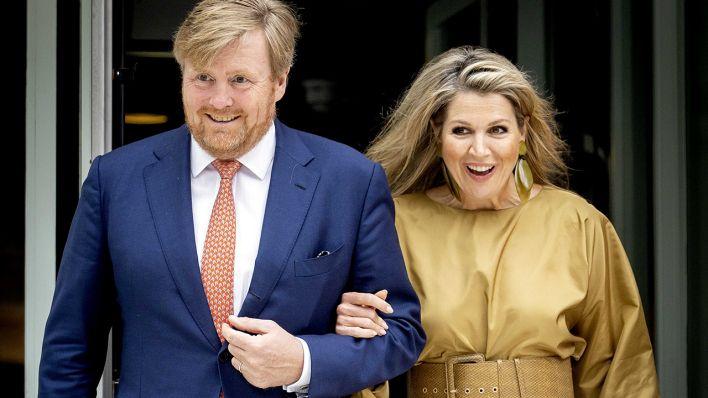 Oranje-Royals kommen für drei Tage nach Berlin