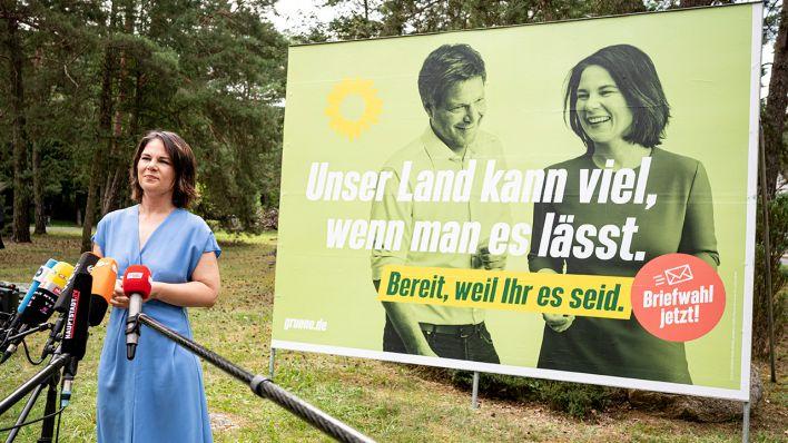 """Wie """"bereit"""" ist die grüne Kanzlerkandidatin Baerbock?"""