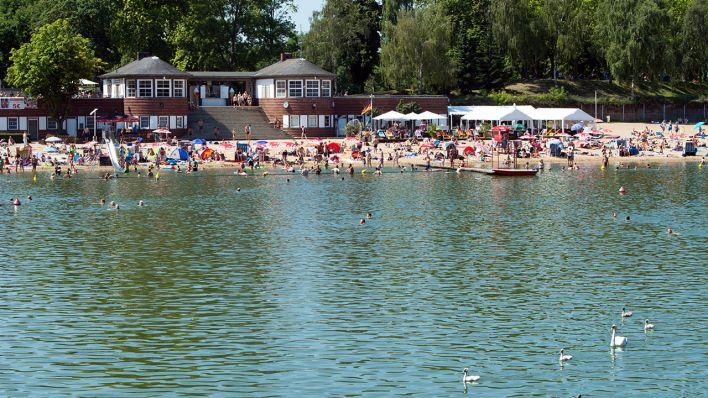 Bezirksamt untersagt geplante Großveranstaltung am Plötzensee