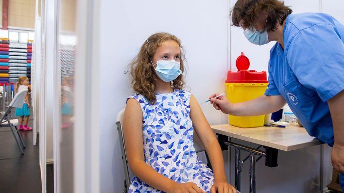 Offenbar mehr Impfangebote für 12- 17-Jährige geplant