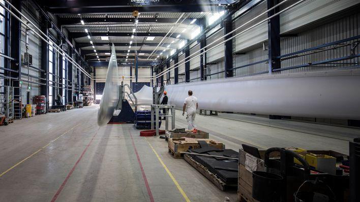 Vestas schließt Standort mit 500 Mitarbeitern in Lauchhammer