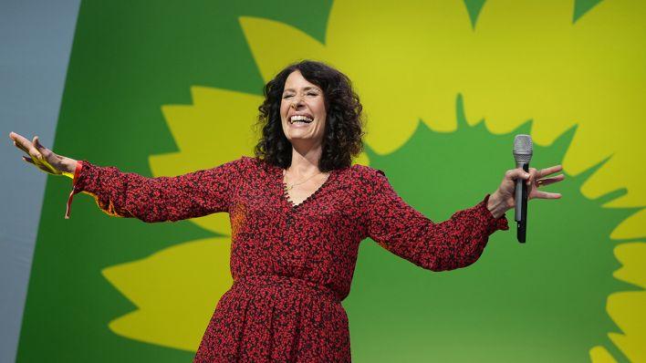 """Jarasch will Regierungsverantwortung für Grüne / Giffey: """"Noch nicht am Ende"""""""