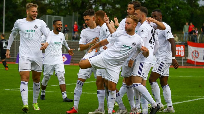 Unentschieden für TeBe, Cottbus und Hertha II