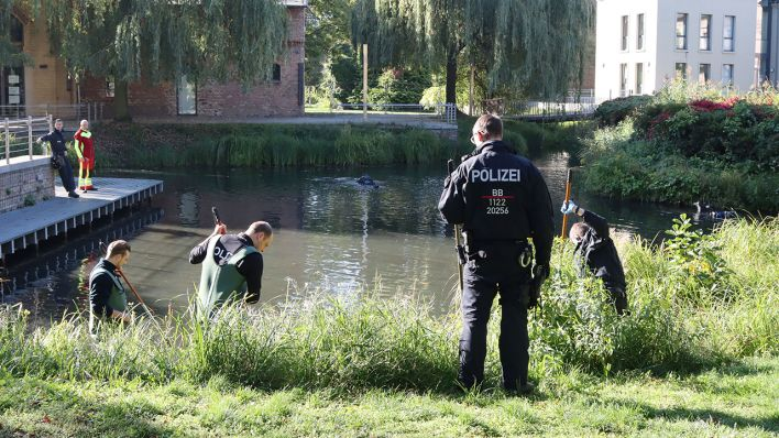 Junge Frau in Luckenwalde verschwunden - Ermittler gehen von Tötungsdelikt aus
