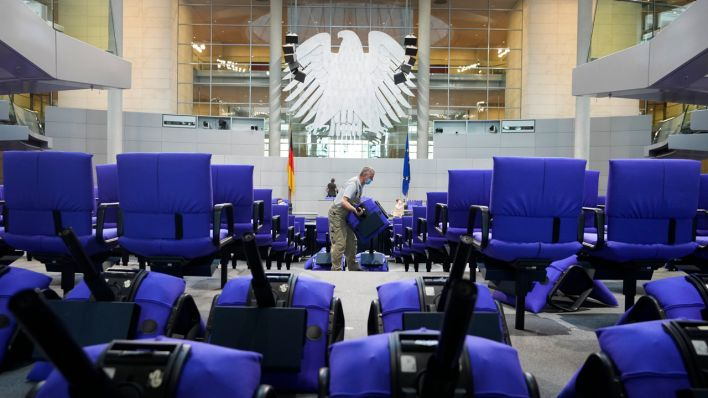 Zwölf Abgeordnete: Das sind die Brandenburger Neuen im Bundestag