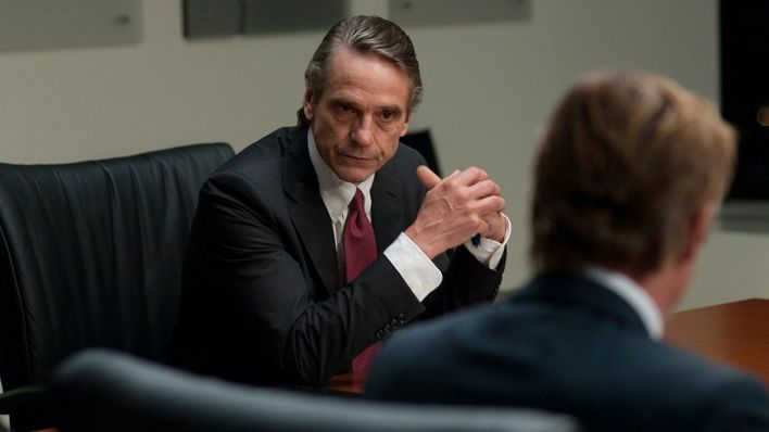 "Jeremy Irons in ""Margin Call"" 2011 (Quelle: Roadside Attractions)"