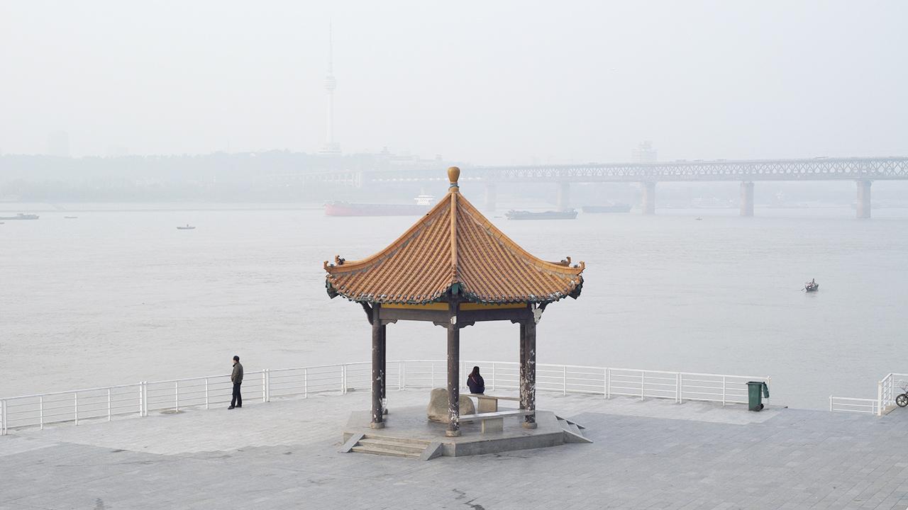 A River Runs, Turns, Erases, Replaces von Shengze Zhu (Quelle: Berlinale/BURN THE FILM)