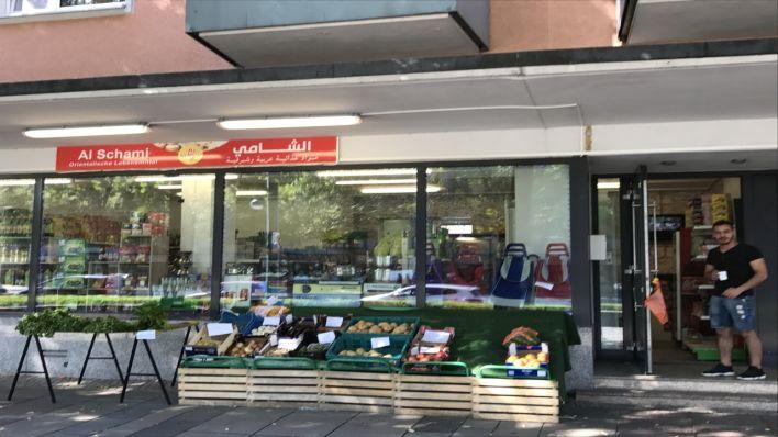 Outdoor Küche Aus Frankfurt : Ein stück syrische heimat in frankfurt oder ein jahr syrischer
