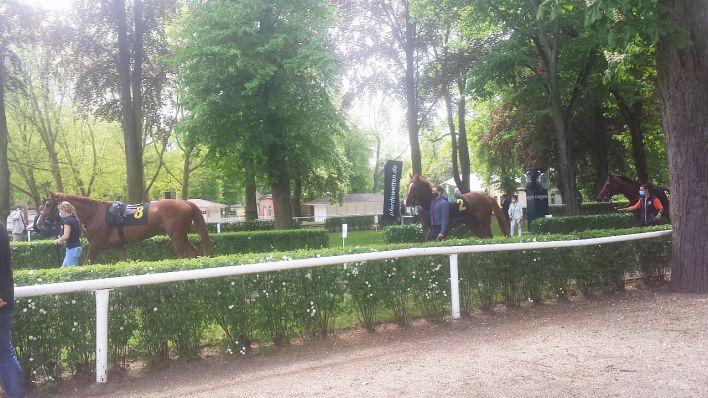 Wetter Hoppegarten