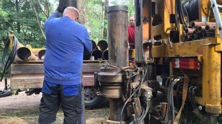 Lieberoser Heide bekommt nach Brandserie Löschbrunnen